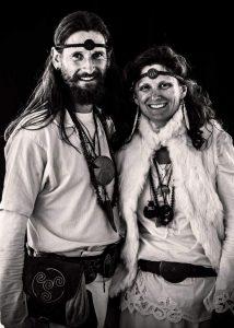 Frédéric et VIolaine Roure