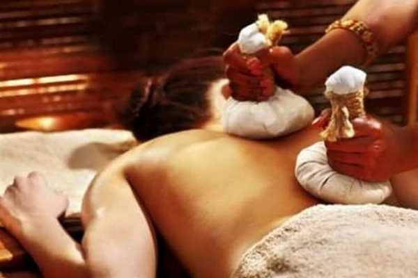 massage sans huile